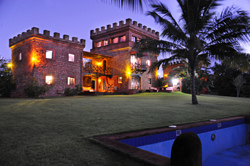 #0 Unique Caribbean Castle for Sale - Las Galeras - Samana