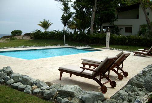 #4 Oceanfront Mansion with luxury finishing in Sosua