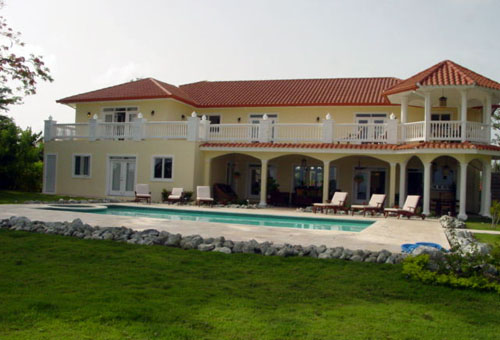 #2 Oceanfront Mansion with luxury finishing in Sosua