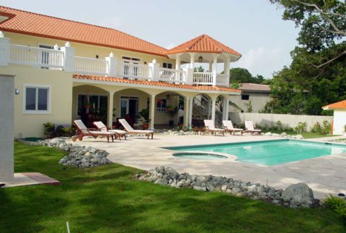 #1 Oceanfront Mansion with luxury finishing in Sosua