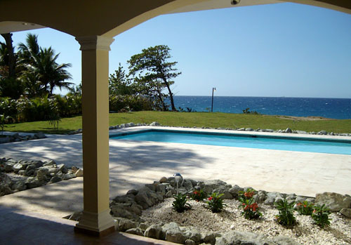 #3 Oceanfront Mansion with luxury finishing in Sosua