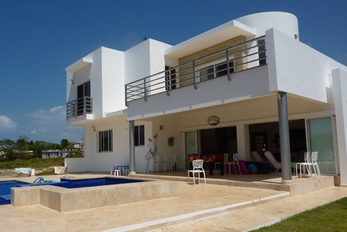 #0 New modern villa with ocean view in Sosua