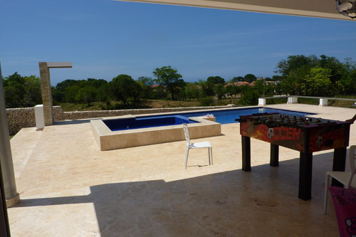 #9 New modern villa with ocean view in Sosua