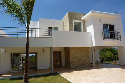 #8 New modern villa with ocean view in Sosua