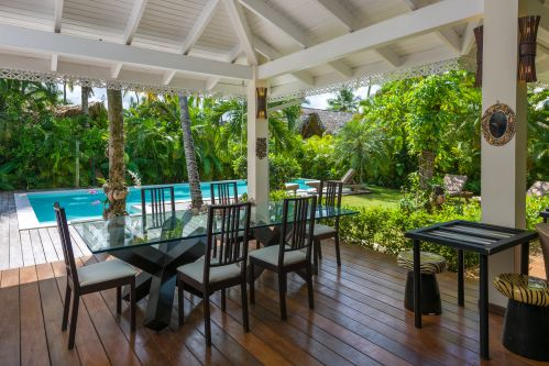 #2 Spacious villa just footsteps from the beach in Las Terrenas