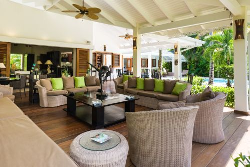 #5 Spacious villa just footsteps from the beach in Las Terrenas