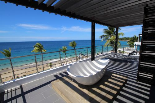 #9 Ultra modern luxury beach front Penthouse built over three floors