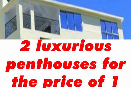#7 Beautiful Penthouse In Arroyo Hondo Santo Domingo