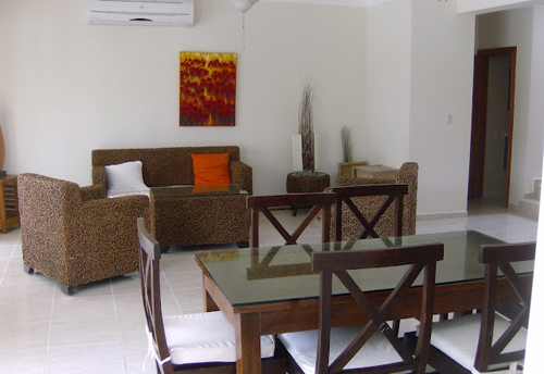 #4 Spacious 4 bedroom villa inside Metro Club Juan Dolio