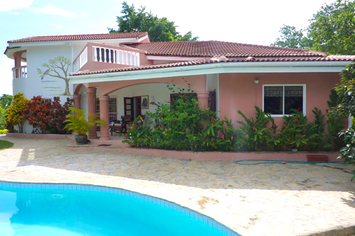 #0 Lovely villa with guesthouse and ocean view