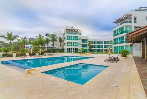 #9 Fabulous two bedroom oceanfront condo