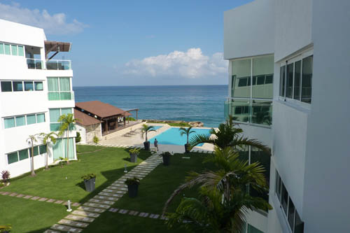 #5 Fabulous two bedroom oceanfront condo