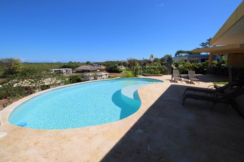 #5 Villa with pool and great ocean view