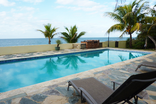 #0 Gorgeous Ocean Front 4 Bedroom Villa with Guest House in Sosua
