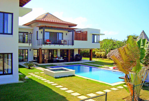 #0 Luxury Bali Style Villa in a prestigious beachfront community in Cabrera