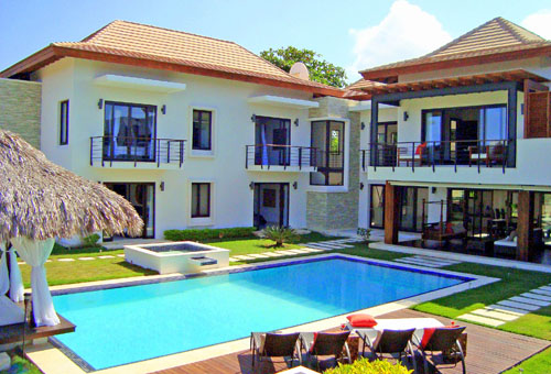 #9 Luxury Bali Style Villa in a prestigious beachfront community in Cabrera