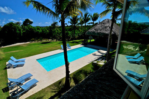 #1 Luxury Mansion with 4 bedrooms inside Cap Cana