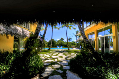 #9 Luxury Mansion with 4 bedrooms inside Cap Cana