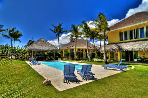 #0 Luxury Mansion with 4 bedrooms inside Cap Cana