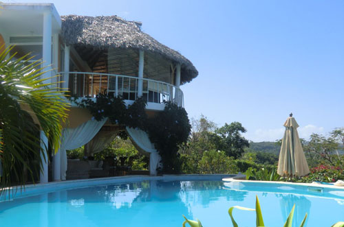 #2 Villa with guesthouse and ocean view