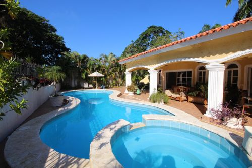#7 New villa with 3 bedrooms in gated beachfront community