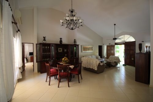 #2 New villa with 3 bedrooms in gated beachfront community