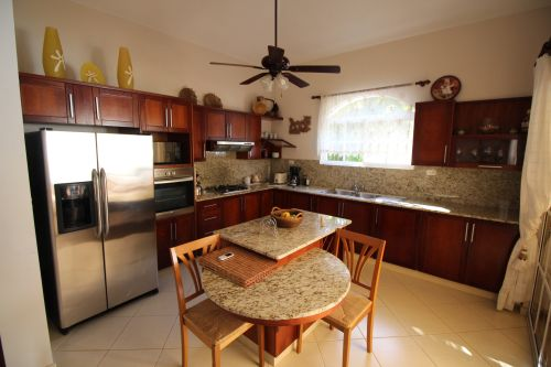 #1 New villa with 3 bedrooms in gated beachfront community
