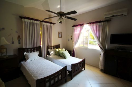 #3 New villa with 3 bedrooms in gated beachfront community