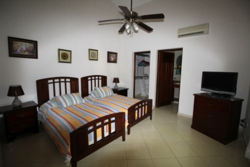 #4 New villa with 3 bedrooms in gated beachfront community