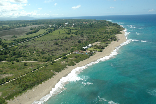 #6 Beautiful and well-proportioned beachfront lot at the kite beach Cabarete