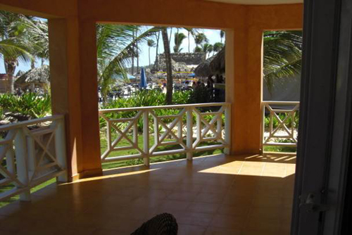 #9 Fully furnished beachfront condo in Bavaro