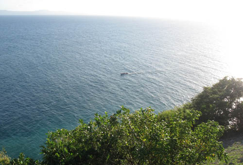 #6 Oceanfront Land in unspoilt area of Samana