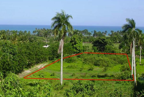 #0 Perfectly shaped lot minutes away from the ocean