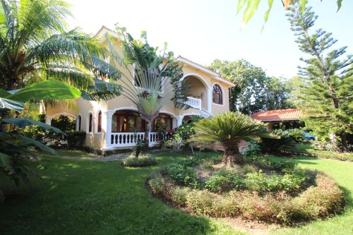 #2 Large villa in beachside gated community