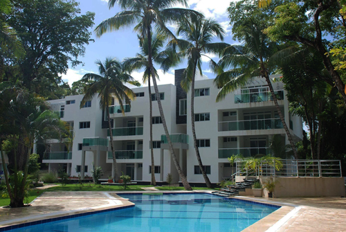 #0 Modern condos in upscale beachfront project