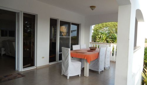 #5 Spacious villa with ocean view in gated community