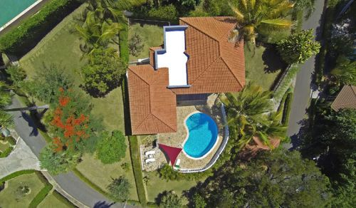 #6 Spacious villa with ocean view in gated community