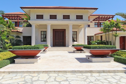 #3 Luxury mansion in a prestigious gated beachfront community