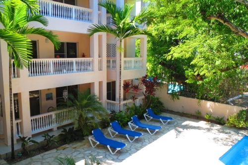 #1 Great investment apartment close to the beach in downtown Sosua