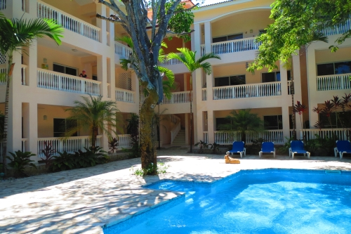 #0 Great investment apartment close to the beach in downtown Sosua
