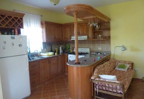#7 Spacious three bedroom villa with separate apartment in gated community
