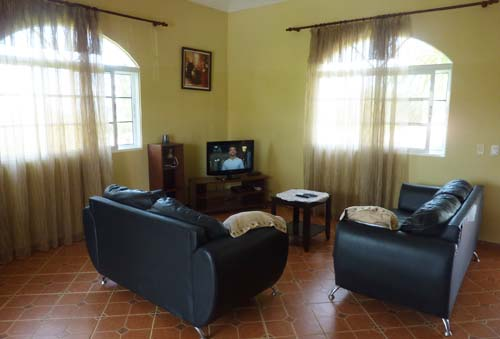 #6 Spacious three bedroom villa with separate apartment in gated community