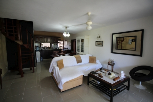 #5 Stunning two level ocean front penthouse for sale in Sosua