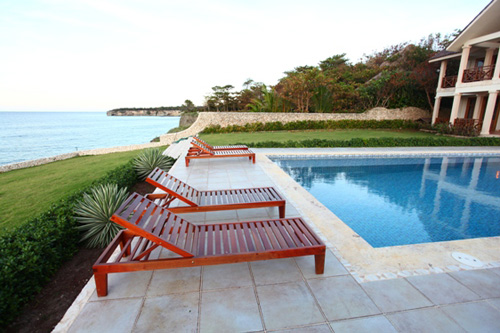 #2 Oceanfront Villa with spacious accommodation