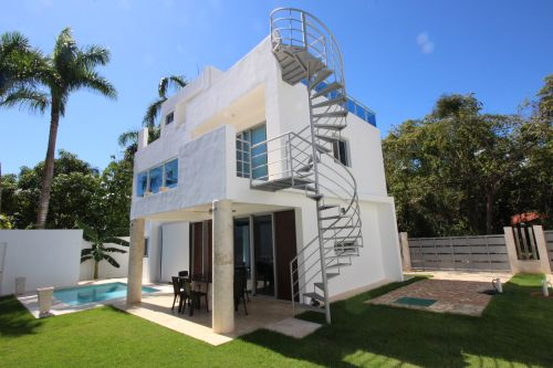 #1 New modern home in popular beachside gated community