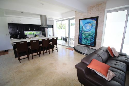#2 New modern home in popular beachside gated community
