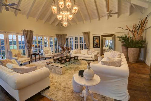 #2 Luxury Golf and Ocean View Villa in Superb Location-Punta Cana Realty