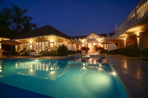 #0 Luxury Golf and Ocean View Villa in Superb Location-Punta Cana Realty