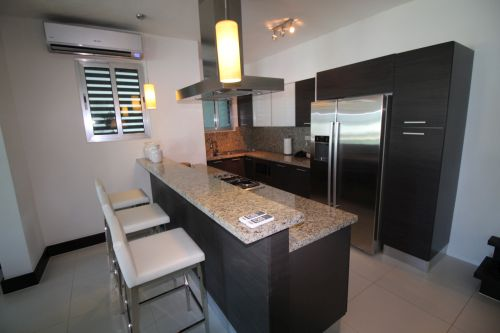 #5 Spectacular Modern Beachfront Apartment with 3 Bedrooms in Sosua