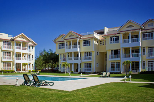 #3 Apartments in attractive oceanside project Sosua